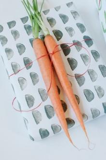 ไอเดียแจ่ม! ศิลปะจากผักผลไม้