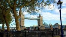 เที่ยวลอนดอน สุดหวาดเสียวบน ทาวเวอร์ บริดจ์