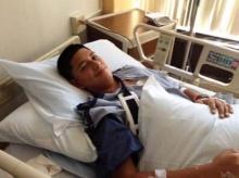 ฮีโร่ตัวจริง! เด็กชายวัย 14 รับกระสุนแทนเพื่อนอย่างกล้าหาญ