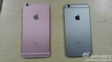 สาวๆเห็นกันหรือยัง iPhone 6 Plus สีชมพูหวานแหววมีวางขายแล้ว