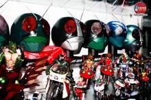 โซนหุ่นยนตร์และซุปเปอร์ฮีโร่ ทอยมิวเซียม