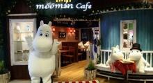 Moomin Café Hong Kong คาเฟ่มุ้งมิ้ง ณ ฮ่องกง