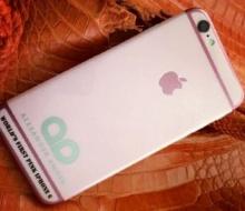 iPhone 6 สีชมพูสุดหวานแหววต้อนรับ วาเลนไทน์