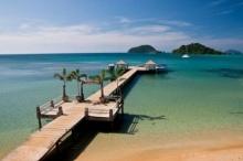 ทะเลสวรรค์แห่ง เกาะหมาก พาร่างกายและหัวใจไปติดเกาะ