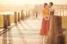 ไปถ่ายพรีเว้ดดิ้งที่เมียร์มาร์กันไหม ช่างอบอุ่นหัวใจคู่รักที่สุด