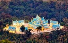 วัดป่าภูก้อน 1ใน10 สถานที่ท่องเที่ยวในฝันต้องไปยล