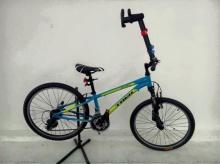 ชมกันชัด ๆ จักรยานที่ สมเด็จพระบรมฯทรงออกแบบ  ให้ น้องทาม