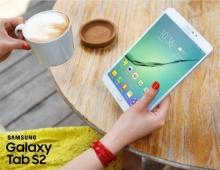 Galaxy Tab S2 เบาจัด หน้าจอชัดจริง!