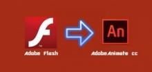 หมดยุค Adobe Flash เข้าสู่ยุค Adobe Animate