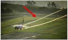 สงสัยมานาน! ควันขาวๆ เป็นเส้นยาวๆ ที่ปลายปีกเครื่องบิน แท้จริงแล้วมัน