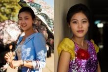 สาวเกาหลีเหนือ สวยตามธรรมชาติ ไร้มีดหมอ?
