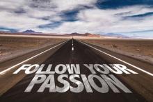 วิธีสร้าง Passion ให้กับตัวเองง่ายๆ..