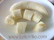 Banana with Milo ลองทำดูนะ