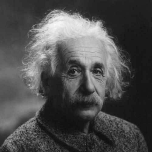 อัลเบิร์ต ไอสไตน์