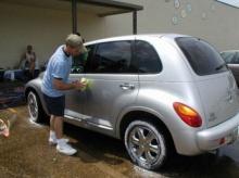 ล้างรถถูกวิธี....ยืดอายุสีคงความเงางาม