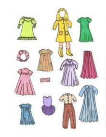 ทำไมเสื้อผ้าที่เปียกน้ำจึงมีสีเข้มกว่าเสื้อผ้าที่แห้ง