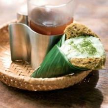 เค้กชาเขียวมะรุม