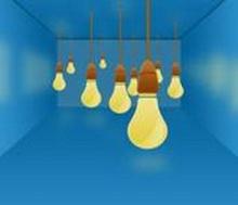 ขำขัน :โคมไฟเพดาน