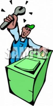 ขำขัน : ช่างซ่อมเครื่องซักผ้า