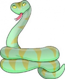 ทำไม งูชอบแลบลิ้น