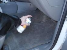 วิธีง่าย ๆ รักษาพรมปูพื้นรถ