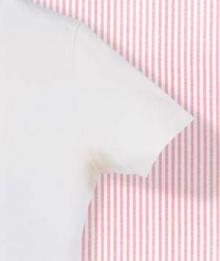 วิธีกำจัดคราบเหลืองใต้วงแขนเสื้อผ้า