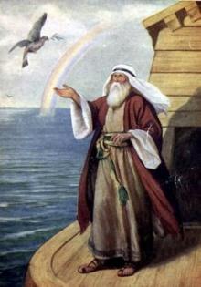 ตำนานน้ำท่วมโลก :: โนอาห์ noah