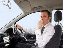 ใบขับขี่ต้องพกตัวจริงเท่านั้น