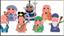 เทพเจ้าโชคลาภทั้ง 7 ในประเทศญี่ปุ่น