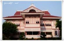 คุ้มวงศ์บุรี เสน่ห์สีชมพูคู่เมืองแพร่