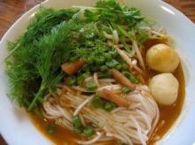 ขนมจีนน้ำยาป่าสูตรโบราณ