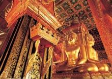 พระพุทธรูปแปลกแห่งเมืองน่าน พระประธานสี่ทิศ