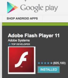 ถึงกาลอวสานของ Flash Player บน Android
