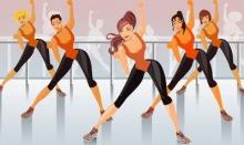 เรื่องดีๆ ของการรวมกลุ่มกันออกกำลังกาย