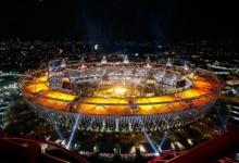 ประมวลภาพพิธีเปิดโอลิมปิก