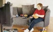 ทีวี....ทำให้คุณกินอาหารมากขึ้นจริงหรือ??