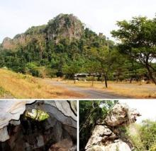 ถ้ำเขาชะอางค์โอนถ้ำสวยของจังหวัดชลบุรี