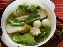 อาหารไทย ต้านไข้หวัด