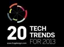 20 แนวโน้มเทคโนโลยีในปี 2013
