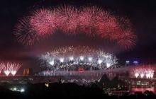 ชมภาพ+คลิป ทั่วโลกฉลองขึ้นปีใหม่ 2013 สุดลังการ