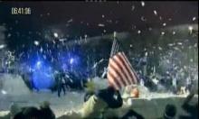 ประชาชนกว่า 6,000 คนแห่ร่วมปาหิมะสร้างสถิติโลกที่สหรัฐ