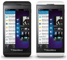 BlackBerry Z10 จะสู้ iPhone 5 ได้ไหม?