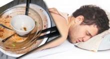 จัดหนักมื้อเย็น..ก่อนจะนอน เสี่ยงหลายโรค