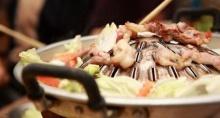 หมูกระทะ อาหารริมทางเสี่ยงท้องร่วงหน้าร้อน