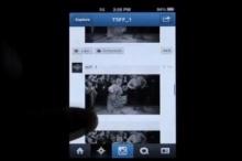 สร้างหนังเงียบด้วย Instagram