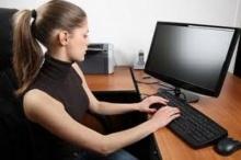 นั่งหน้าคอมพ์นาน ๆ ′เสี่ยง′ หมอนรองกระดูกทับเส้นประสาท