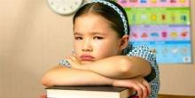 เมื่อลูกไม่อยากไปโรงเรียน