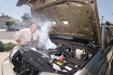 วิธีป้องกันเครื่องยนต์ร้อนจัด