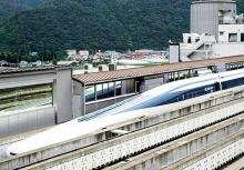 รถไฟที่เร็วที่สุดในโลก