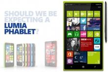 Nokia จะออกมือถือ 6 นิ้วกลางปี 2014
